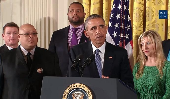 Обама рассказал о новых правилах регулирования доступа к оружию