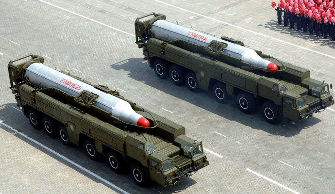 Северная Корея может с дня на день запустить баллистическую ракету