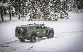 В Україні випробували новий сучасний бронеавтомобіль: з'явилося відео