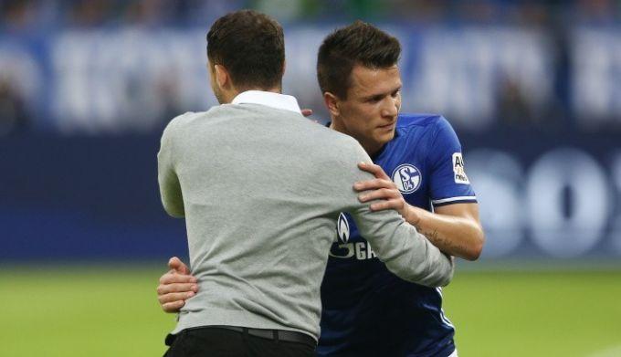 Коноплянка остался в запасе Шальке на матч против Баварии