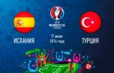 Испания - Турция - 3-0: хронология матча второго тура Евро-2016