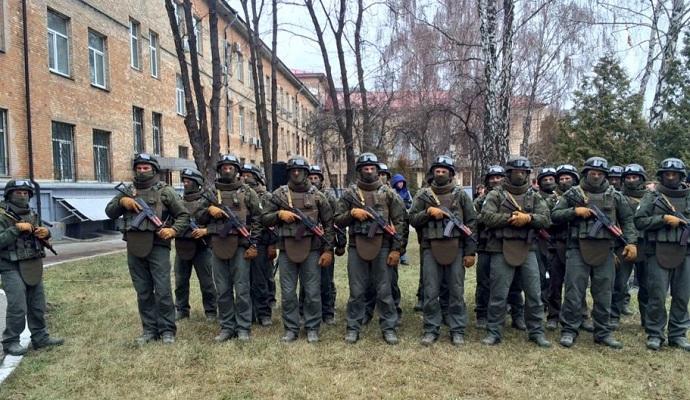 Первые 30 офицеров НАБУ принесли присягу