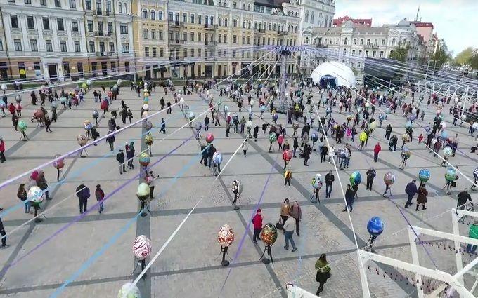 Фестиваль писанок-2017: появилось яркое итоговое видео