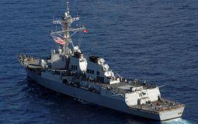 США пригрозили России морской блокадой