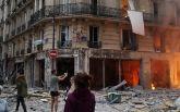 В центре Парижа прогремел мощный взрыв, есть пострадавшие: первые подробности и фото