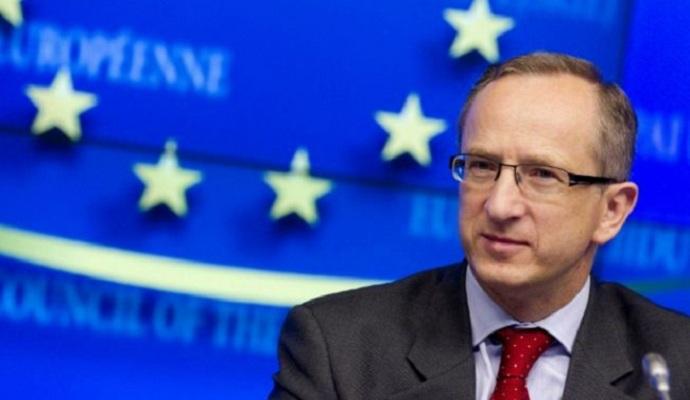 ЕС раскритиковал безвизовый закон, принятый Радой