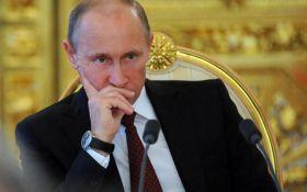 """Путин послал Обаме """"доброе"""" поздравление с Новым годом"""