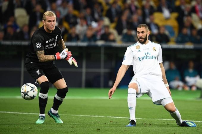 """""""Реал"""" разгромил """"Ливерпуль"""", став победителем Лиги чемпионов УЕФА в третий раз (1)"""