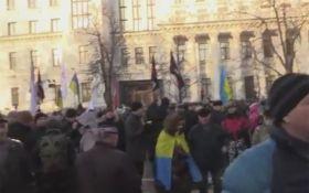 """Прихильники """"руської весни"""" зраділи протестам у Києві та оголосили про """"новий Майдан"""""""