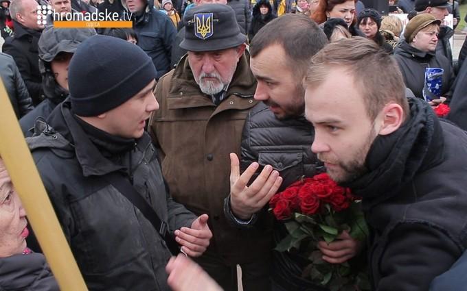 В Одессе произошла стычка из-за русского языка: опубликовано видео