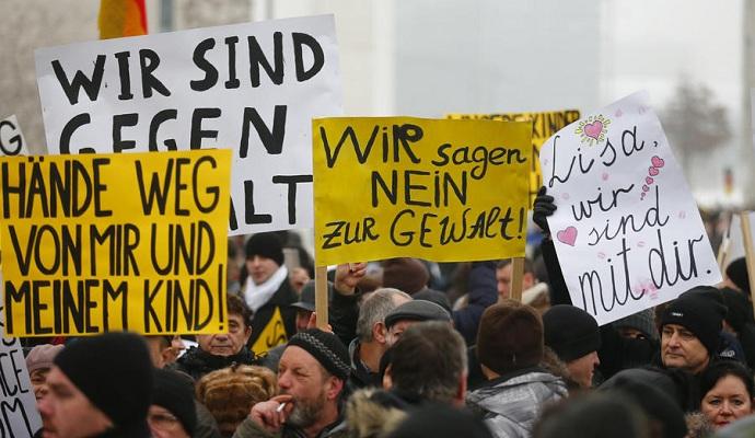 Немецкая прокуратура раскрыла дело русскоязычной девочки Лизы