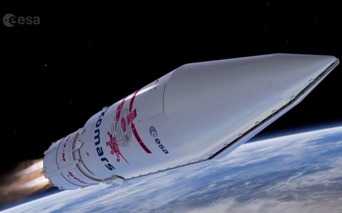 Новый соперник NASA: Европейское космическое агентство начало марсианскую гонку