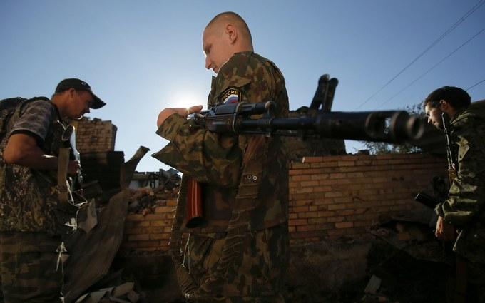 Разведка сообщила о крупных потерях российских военных под Донецком