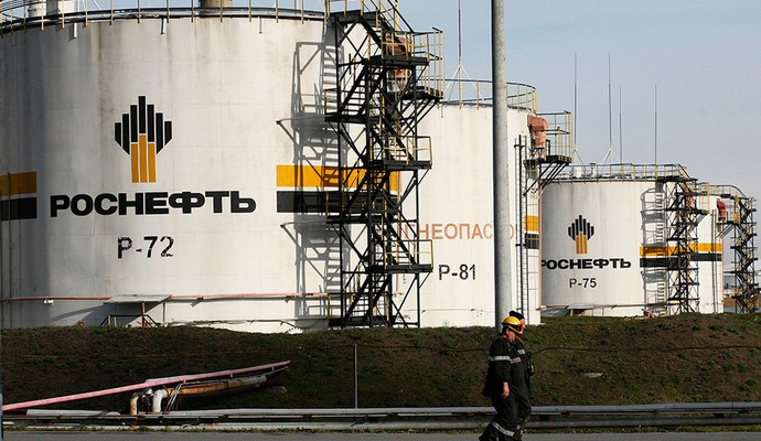 Рада вводит санкции против Роснефти
