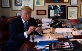 Трамп сделал четыре странных звонка и уже попал в громкий скандал