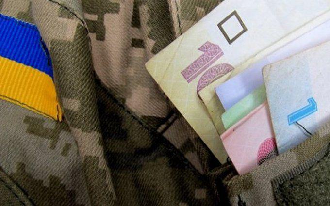 Гройсман назвал дату старта— Повышение пенсий военным