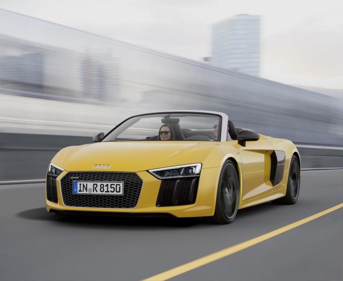 Audi шокировала американцев элегантным суперкаром: опубликованы фото (1)