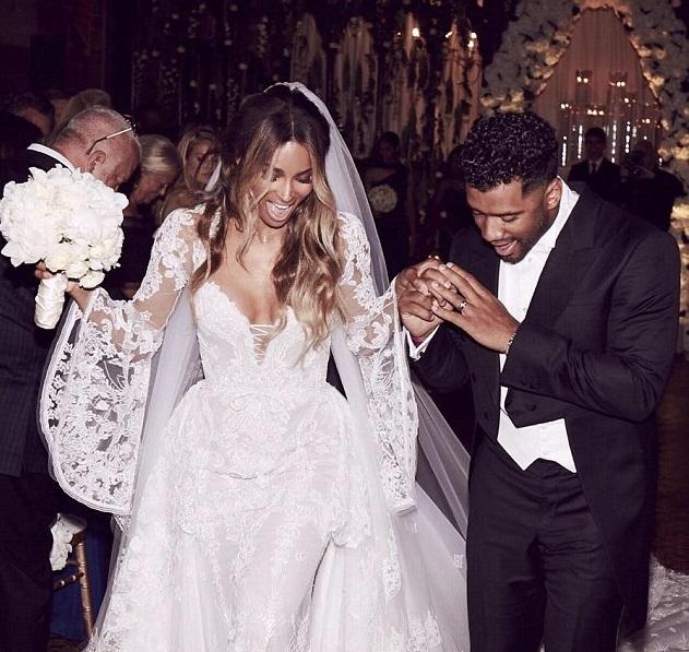 Відома американська співачка вийшла заміж: з'явилися фото (1)