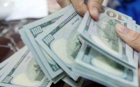 Курсы валют в Украине на понедельник, 24 июля