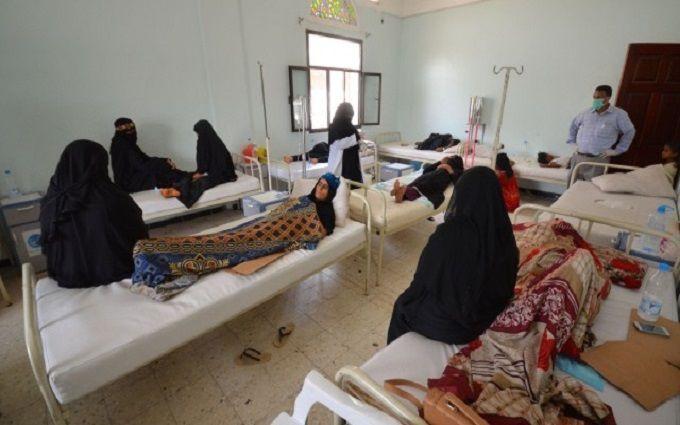 Холера вЙемене: Заполгода погибли неменее 2-х тыс. человек