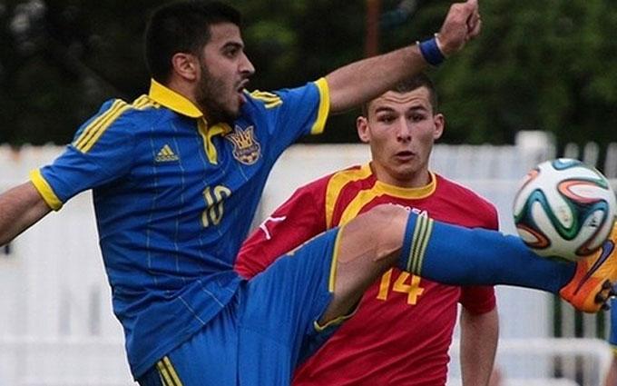 """Украина устроила футбольную """"перестрелку"""" с Грузией: опубликовано видео"""