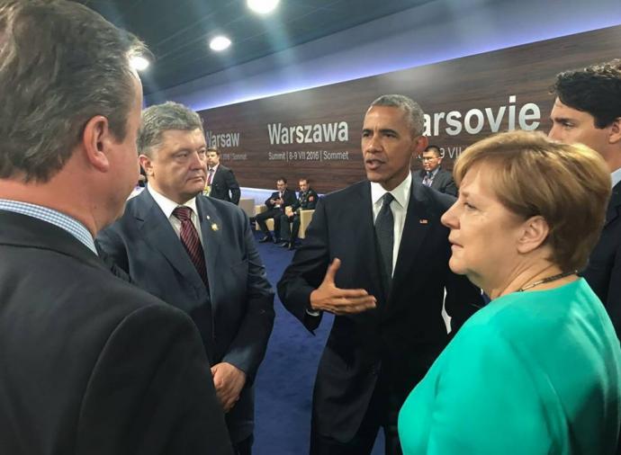 Порошенко похвалився фото з Обамою і не тільки (1)
