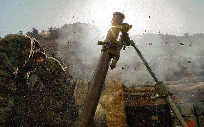 Бойовики влаштували тригодинний обстріл під Щастям: бійці ЗСУ дали потужну відсіч