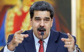 США пообещали лишить режим Мадуро всех доходов: он гневно отреагировал