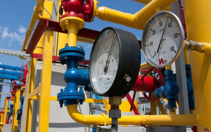Цена импортного газа для Украины поднялась до рекордного максимума