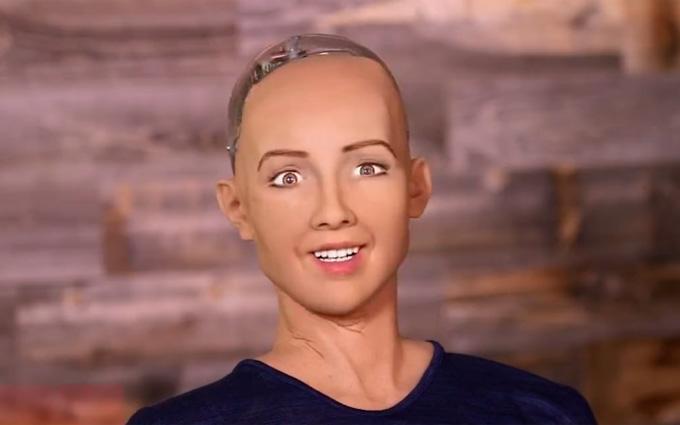 Восстание машины: робот заявил, что уничтожит людей - опубликовано видео