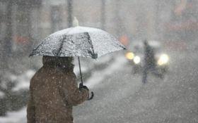 Зіткнуться два циклони: в Україні очікуються сильні хуртовини