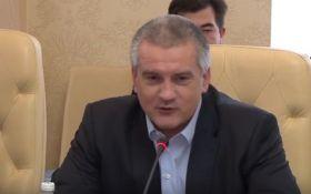 """Главарь ДНР и крымские сепаратисты поговорили о """"стоянии на коленях"""": появилось видео"""