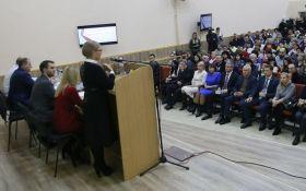 Слід вводити страхову медицину, як живе 90% цивілізованого світу, - Тимошенко