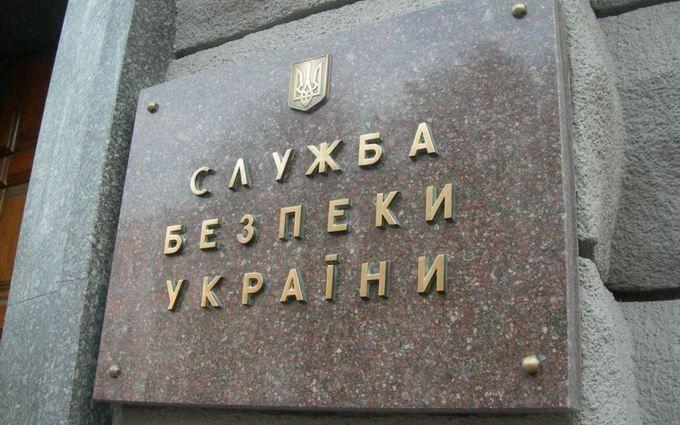 СБУ: НаДонбассе вандал громил монументы  заденьги