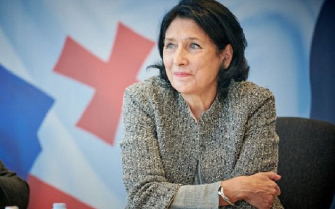 Новым президентом Грузии стала Саломе Зурабишвили