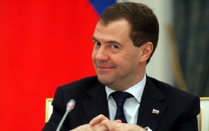 Дрібний боягуз: новий конфуз прем'єра Росії з Кримом став хітом мережі