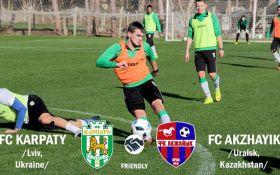 Карпаты - Акжайык - 0-0: онлайн видеотрансляция матча