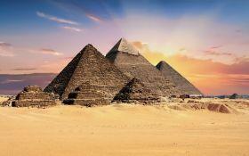 Археологи США разгадали секрет египетских пирамид