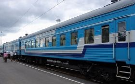 В Украине запускают новый поезд на Донбасс