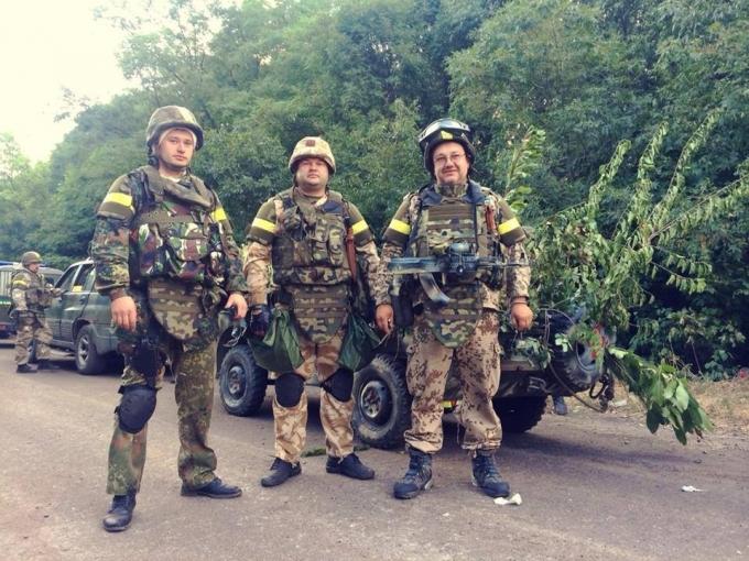 Полковник Стеблюк: На силовое освобождение Донбасса никто не пойдет (1)