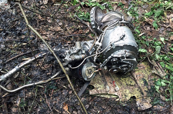 Загибель винищувача в Росії: з'явилися фото і нові подробиці (1)