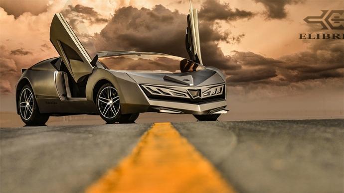 В Катаре сделали 525-сильный суперкар (4 фото) (2)