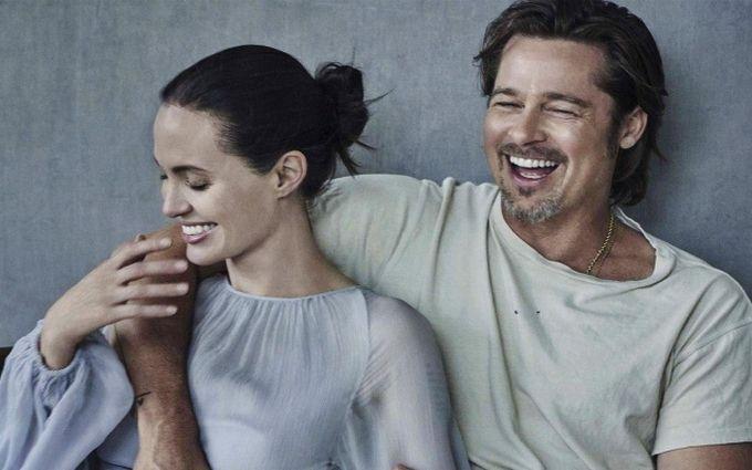 Личная жизнь Джоли и Питта появится на экранах