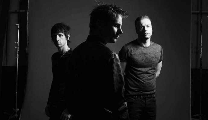 В Киеве выступит известная рок-группа Muse