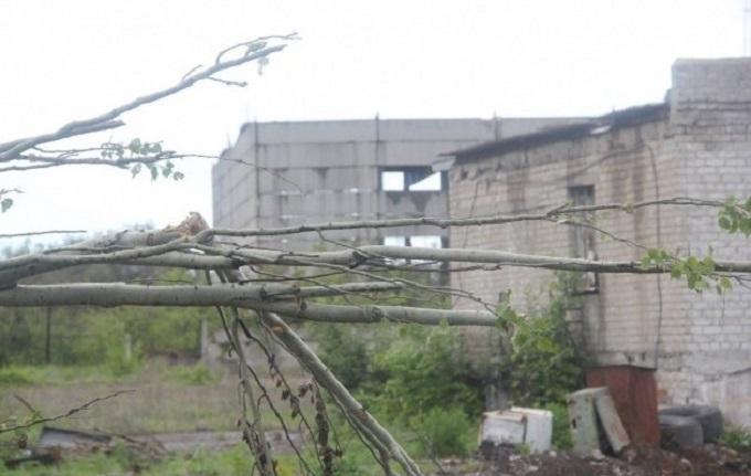 Війна на Донбасі: з'явилося моторошне відео обстрілу