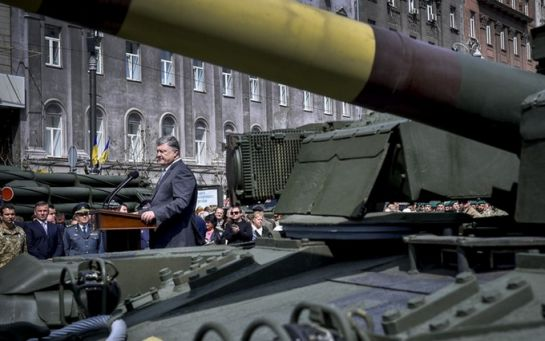 Порошенко заявив про плани будівництва в Україні найважливішого підприємства