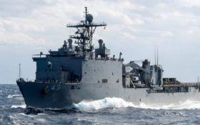 Корабель НАТО планує зайти в Чорне море - названа причина