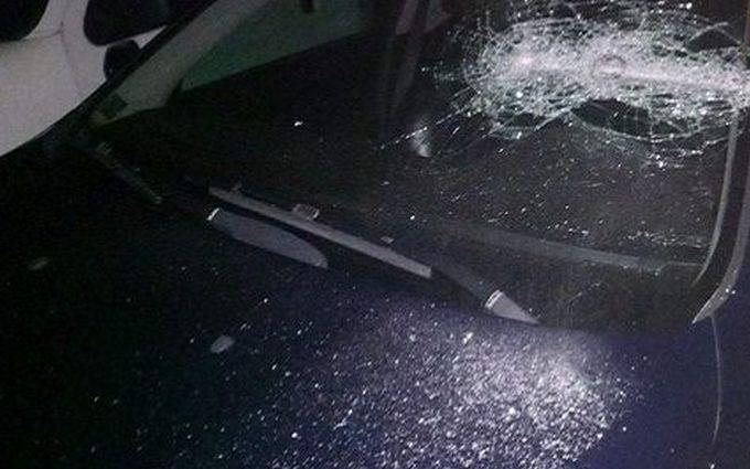 В Киеве нашлась жертва вооруженного похищения: полиция удивила деталями