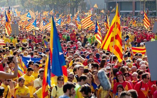 Іспанський суд заарештував двох лідерів каталонських сепаратистів