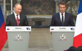 Санкции в отношении России не помогут установить мир в Украине - Путин